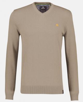 Lerros pánský svetr 2095100 XL béžová