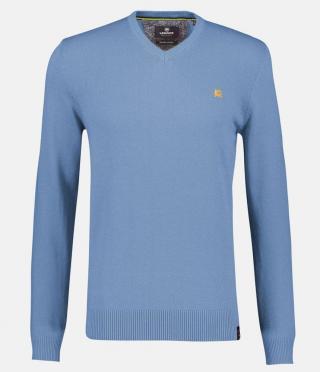 Lerros pánský svetr 2095100 XL modrá