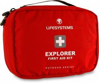 Lifesystems Explorer First Aid Kit - rozbaleno