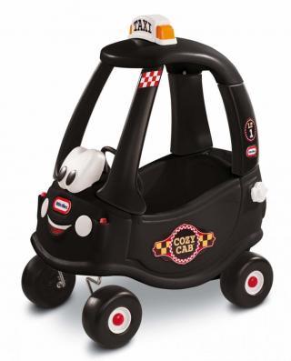 Little Tikes Cozy Coupe -Londýnské taxi - rozbaleno