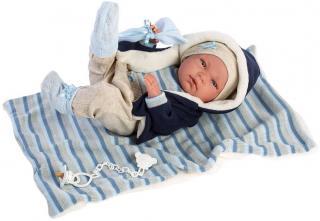 Llorens New Born chlapeček 73857