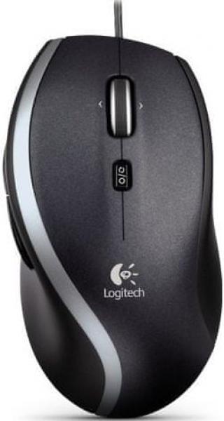 Logitech M500 Laser Mouse, černá  - rozbaleno