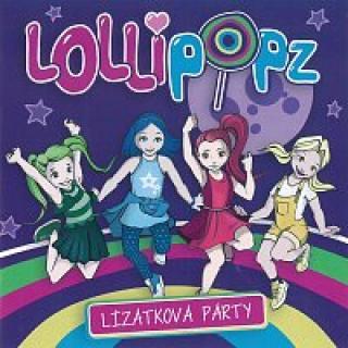 Lollipopz – Lízátková Párty – CD