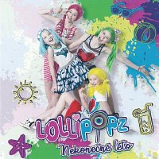 Lollipopz – Nekonečné léto – CD