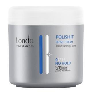 Londa Professional Krém pro okamžitý lesk vlasů Polish It  150  ml