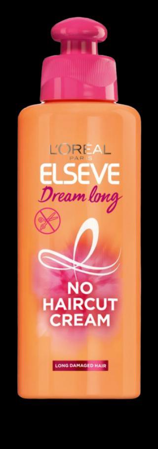 LOreal Paris Elseve Dream long No Haircut krém pro poškozené dlouhé vlasy 200ml