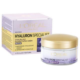 LOréal Paris  L´Oréal Paris Hyaluron Specialist noční hydratační krém 50ml