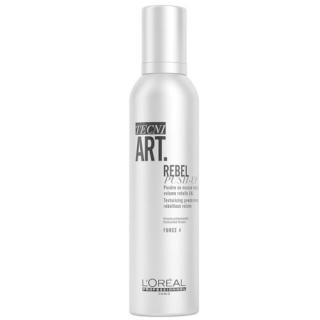 Loreal Professionnel Texturizační pudrová pěna pro objem vlasů Tecni.Art Rebel Push-up  250 ml