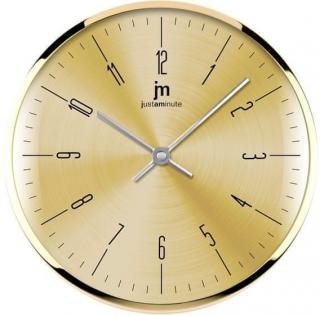 Lowell Designové nástěnné hodiny 14949G - použité