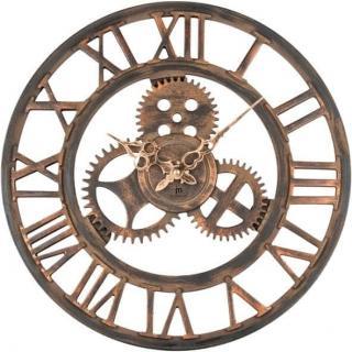 Lowell Designové nástěnné hodiny 21458 - zánovní