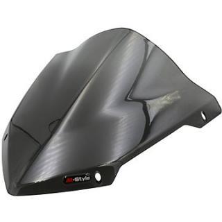 M-Style Plexi štít kouřový Yamaha MT-07 18-19