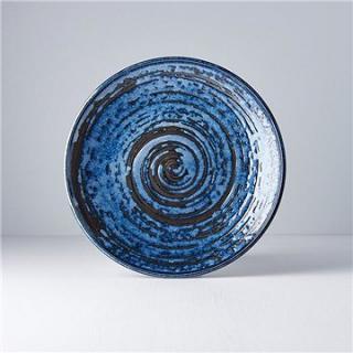Made In Japan Copper Swirl 25 cm, mělký