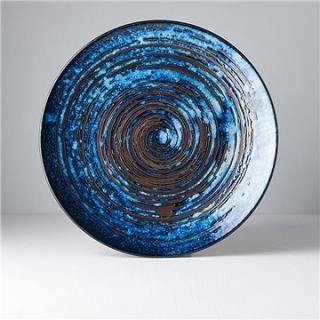 Made In Japan Copper Swirl 29 cm, mělký