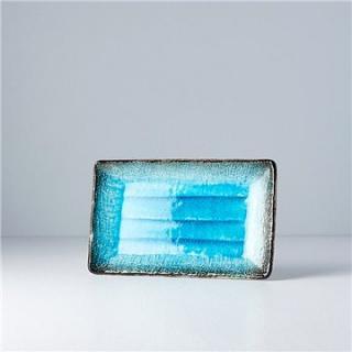 Made In Japan Sky Blue 21,5 x 13 cm, na sushi