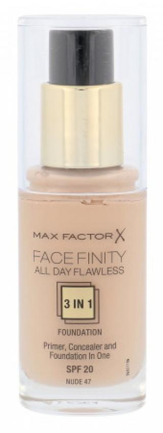 Makeup Max Factor - Facefinity , 30ml, 47, Nude