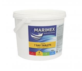Marimex 7 Denní Tablety 4,6 kg