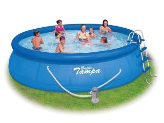 Marimex Bazén Tampa 4,57 × 1,22 M S Kartušovou Filtrací
