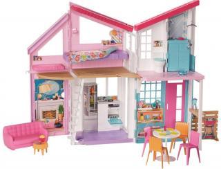 Mattel Barbie Malibu dům FXG57 - zánovní