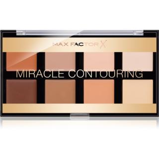 Max Factor Miracle Contouring paleta na kontury obličeje