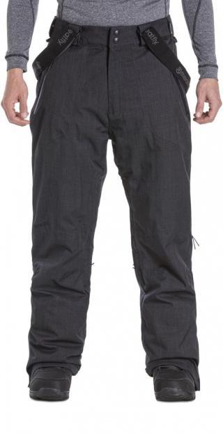 MEATFLY Gnar 4 Pants Gunmetal M