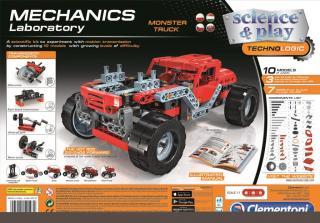 Mechanická laboratoř - monster truck