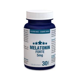 Melatonin Forte 5mg tbl.30 Clinical