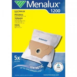 MENALUX 1200 textilní, 5ks a 2 filtry