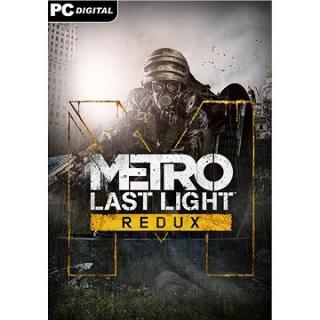Metro: Last Light Redux - PC DIGITAL
