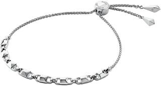 Michael Kors Moderní stříbrný náramek MKC1007AA040