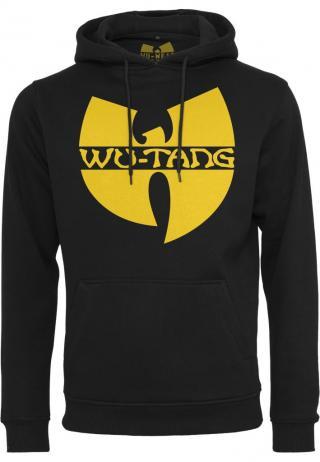 Mikina s kapucí Wu-Wear Logo Hoody - černá, XXL