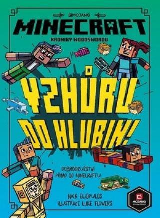 Minecraft Kroniky Woodswordu Kniha třetí