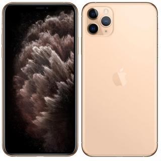 Mobilní telefon Apple iPhone 11 Pro Max 512 GB - Gold