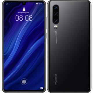 Mobilní telefon Huawei P30 - Black   DOPRAVA ZDARMA