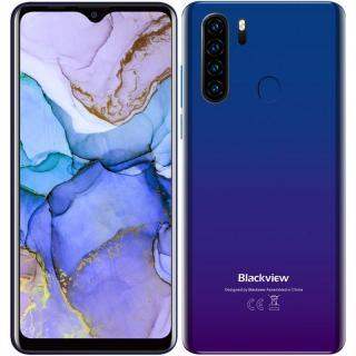 Mobilní telefon iGET BLACKVIEW GA80 Pro modrý