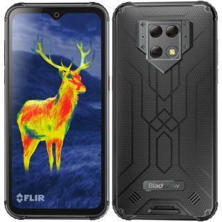 Mobilní telefon iGET BLACKVIEW GBV9800 Pro Thermo černý