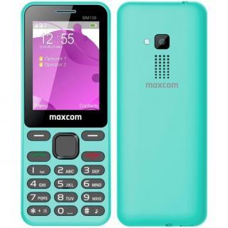 Mobilní telefon MaxCom MM139 modrý