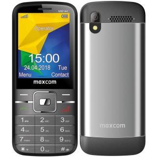 Mobilní telefon MaxCom MM144 šedý