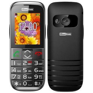 Mobilní telefon MaxCom MM720 černý