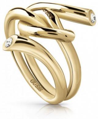 Módní prsten s uzlem UBR29001