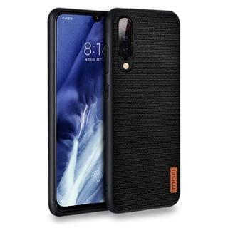 MoFi Fabric Back Cover Xiaomi Mi 9 SE Černé