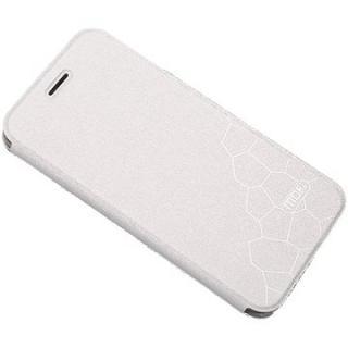 MoFi Flip Case Xiaomi Mi A3 Stříbrné