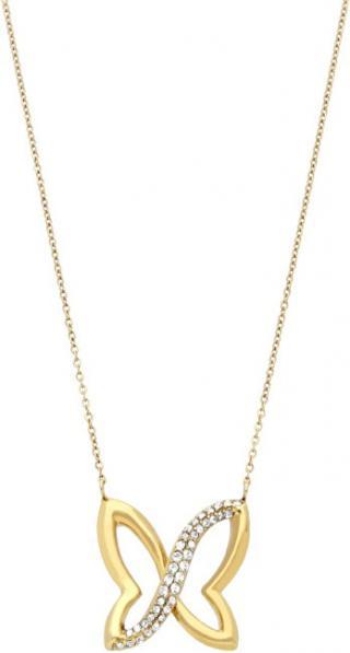 Morellato Ocelový náhrdelník s motýlkem SAHO01