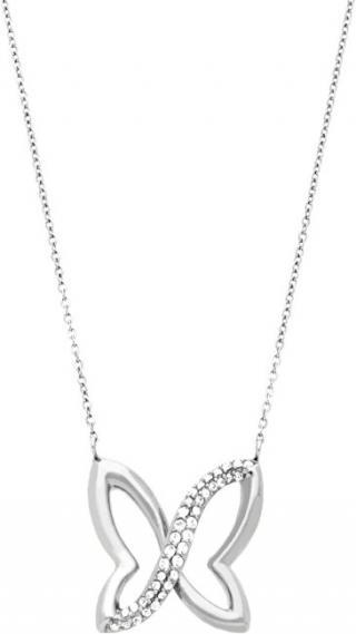 Morellato Ocelový náhrdelník s motýlkem SAHO02