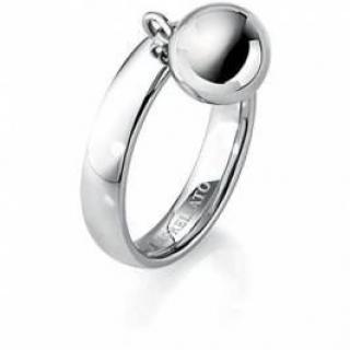 Morellato Stylový ocelový prsten Boule SALY1112 52 mm