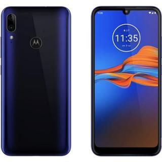 Motorola Moto E6 Plus modrá