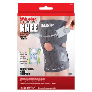 Mueller Adjust to fit bandáž na koleno