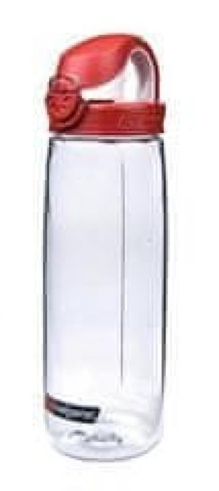 Nalgene OTF 650 ml Clear Red