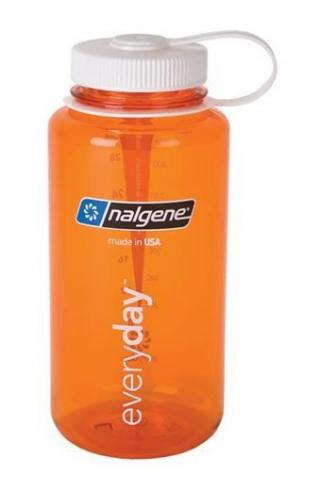 Nalgene Wide-Mouth 1000 ml Orange
