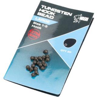 Nash Težké Zarážky na háček Tungsten Hook Beads Large