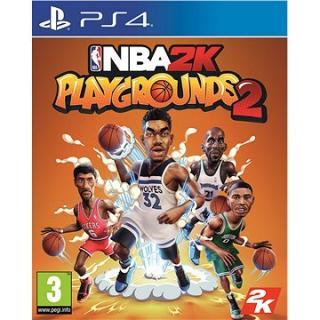 NBA Playgrounds 2 - PS4
